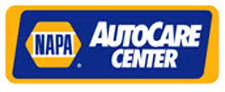 Napa AutoCare Center Sign