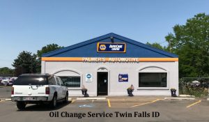 Oil Change Twin Falls Idaho