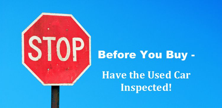 Inspect Used Cars