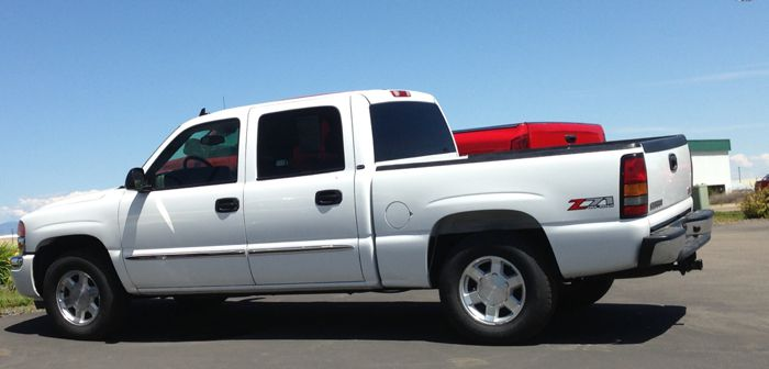 Used Chevrolet Truck