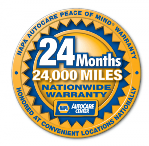 Palmers 24 24 Warranty Badge
