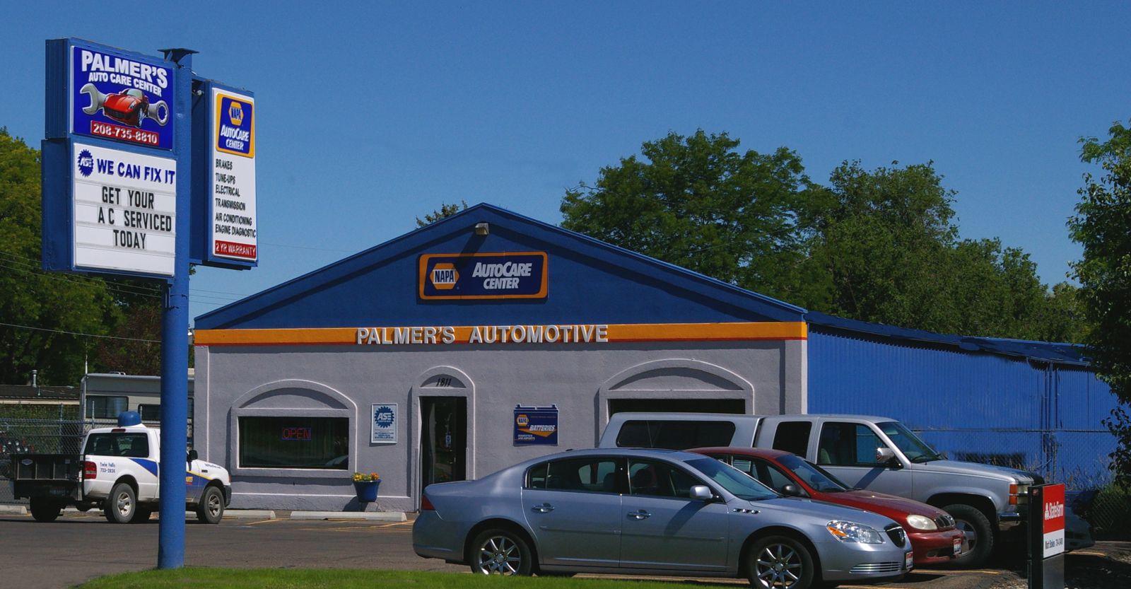 Twin Falls auto repair Palmers