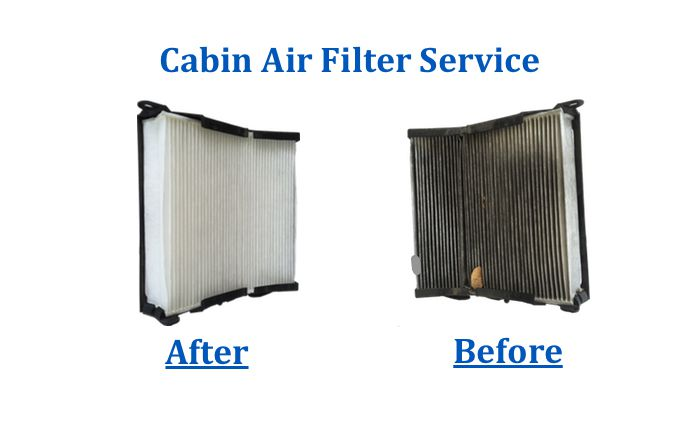 Cabin Air Filter Maintenance