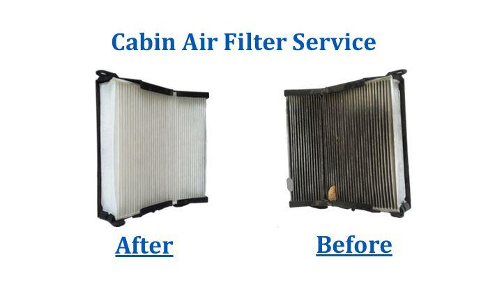 Cabin Air Filter Maintenance