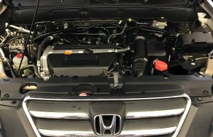 Honda Engine Compartment Battery