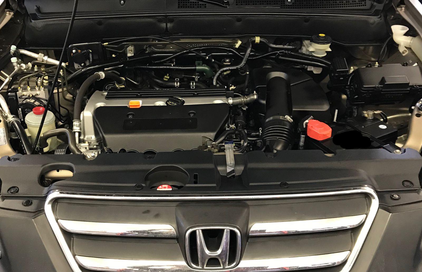 Honda Engine Compartment Battery