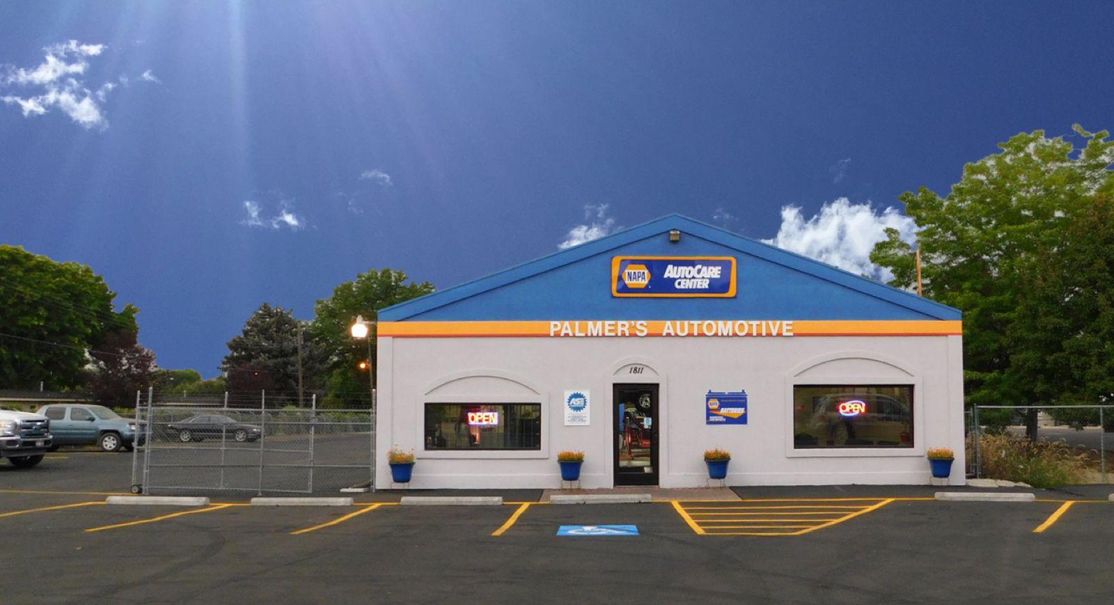 Palmers Shop Addison Ave