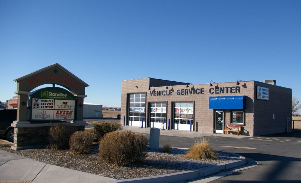 Vehicle Service Center Kimberly