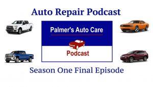 Palmer's Podcast Season Final